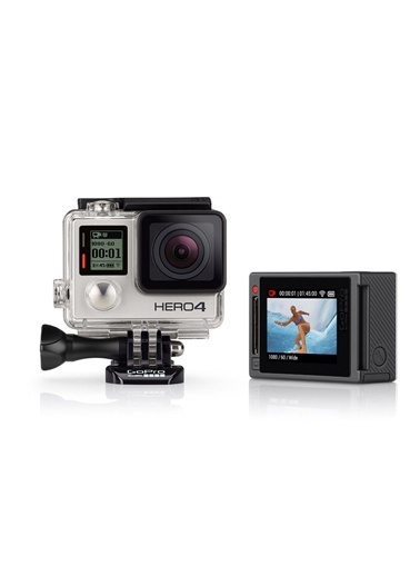 Hero4 Silver Adventure Kamera-GoPro